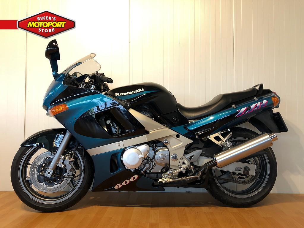 KAWASAKI - ZZ-R 600