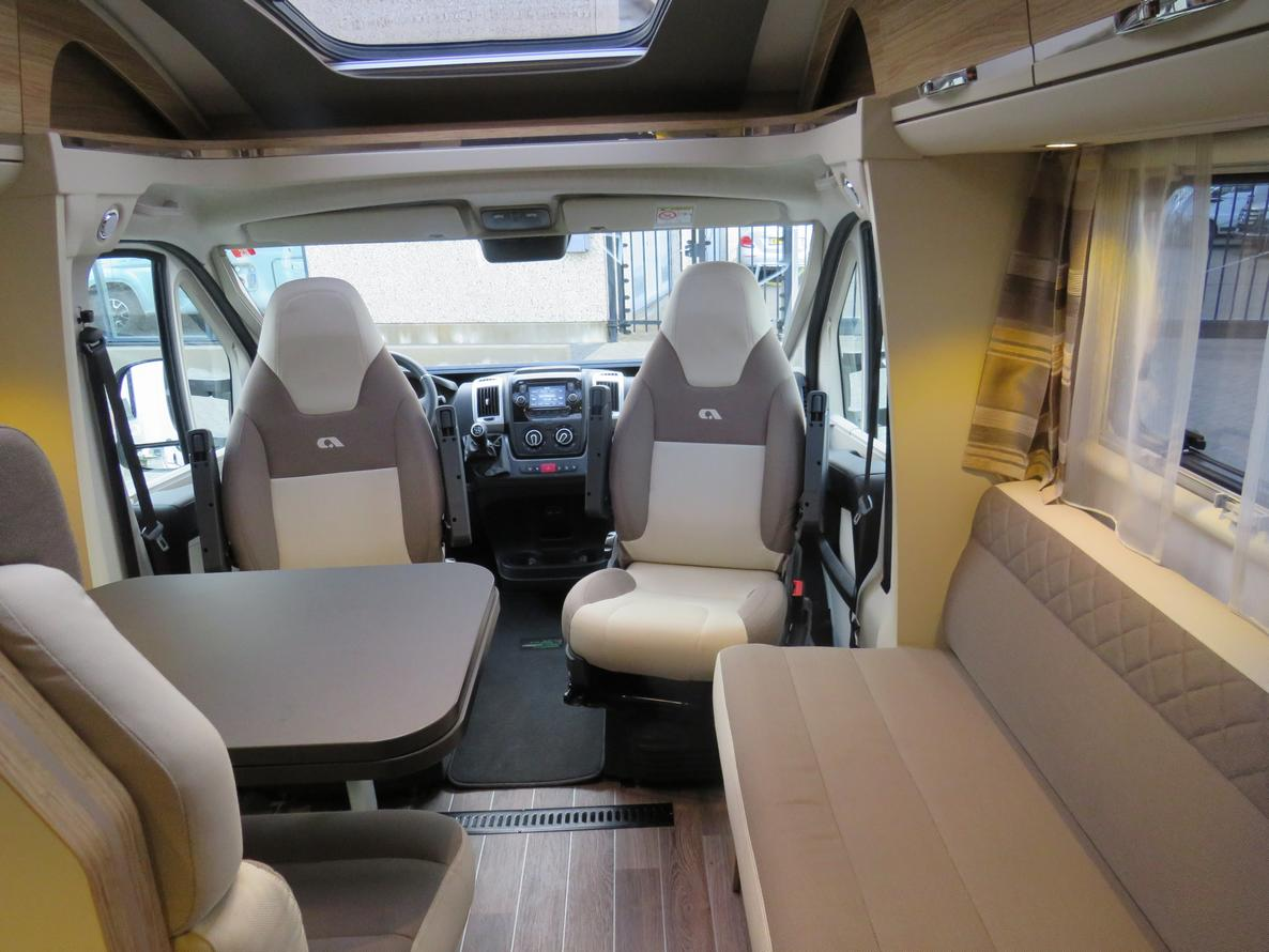 ADRIA Coral Axess 650 SF Anniversery