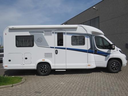 KNAUS Sky TI 650 MF Mobiledrome