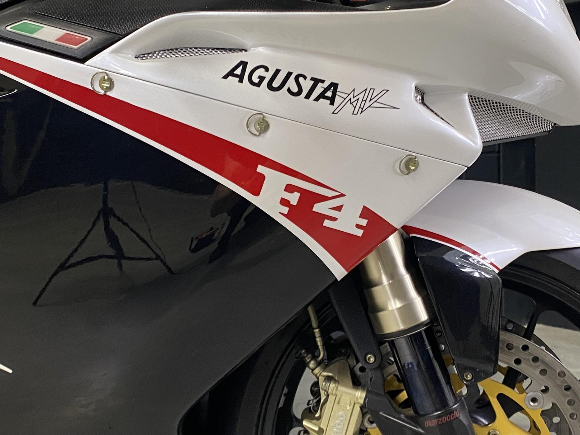 MV AGUSTA F4 312 R