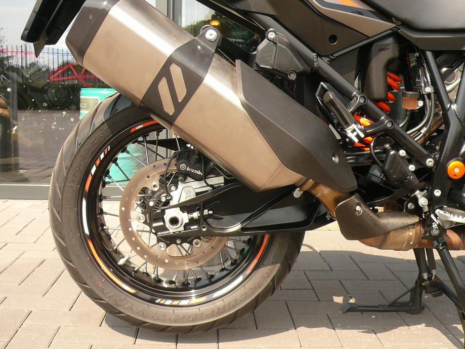 KTM 1190 ADVENTURE ABS