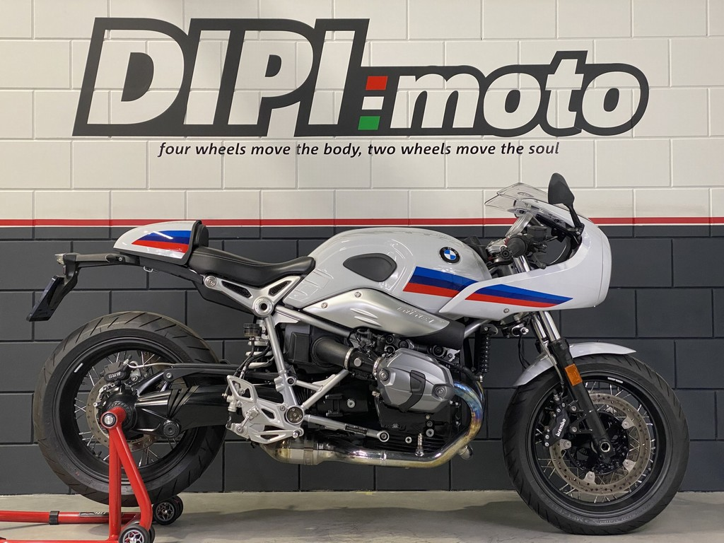 BMW - R NINE T RACER