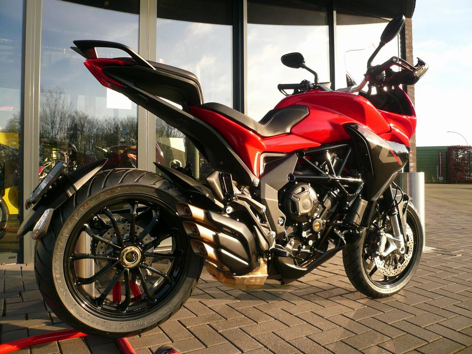 MV AGUSTA TURISMO VELOCE ROSSO EAS ABS
