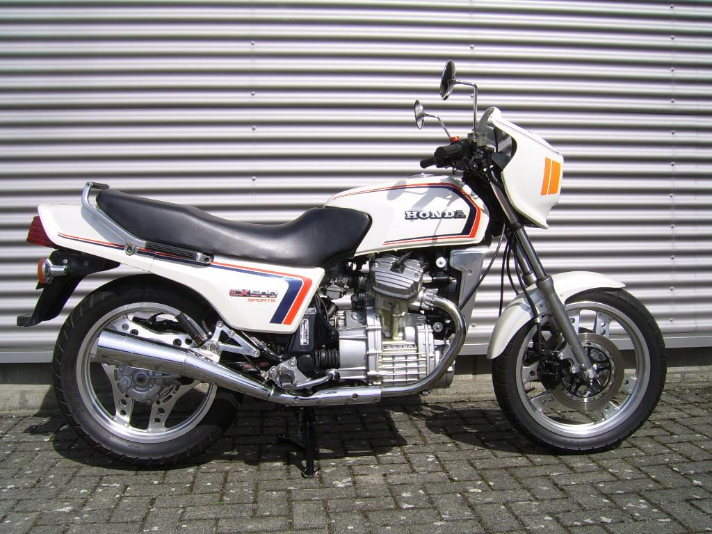 HONDA - CX500E