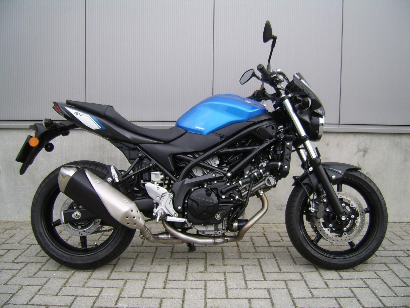 SUZUKI - SV650A