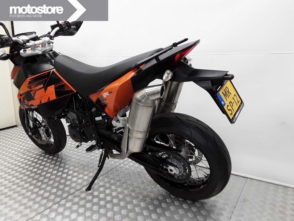 KTM - 660 SMC