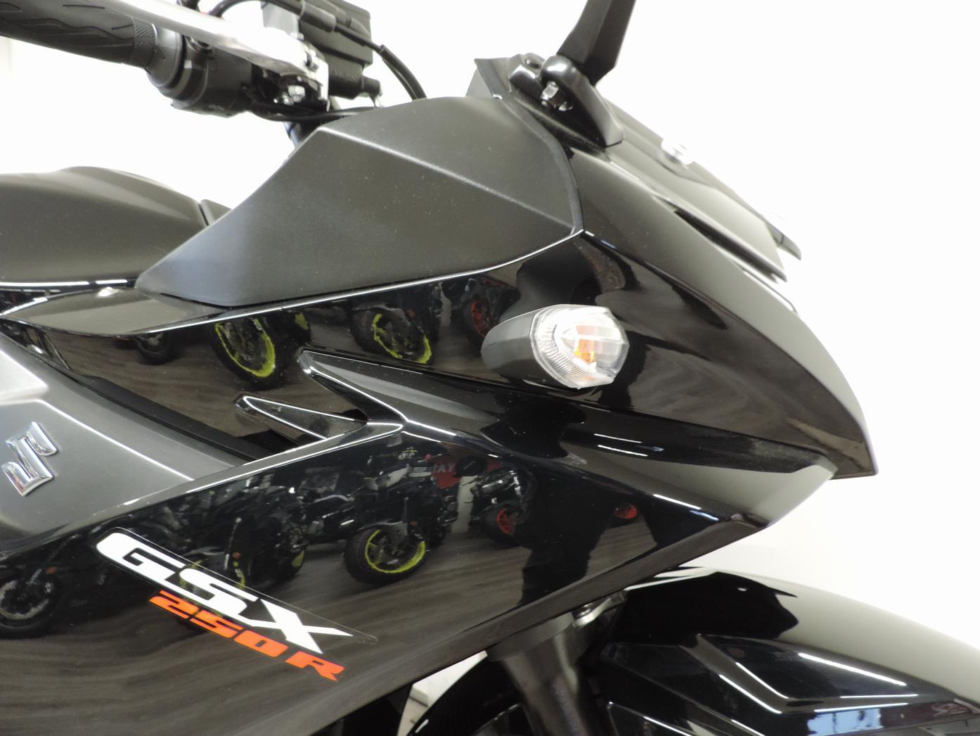 SUZUKI - GSX 250 RA