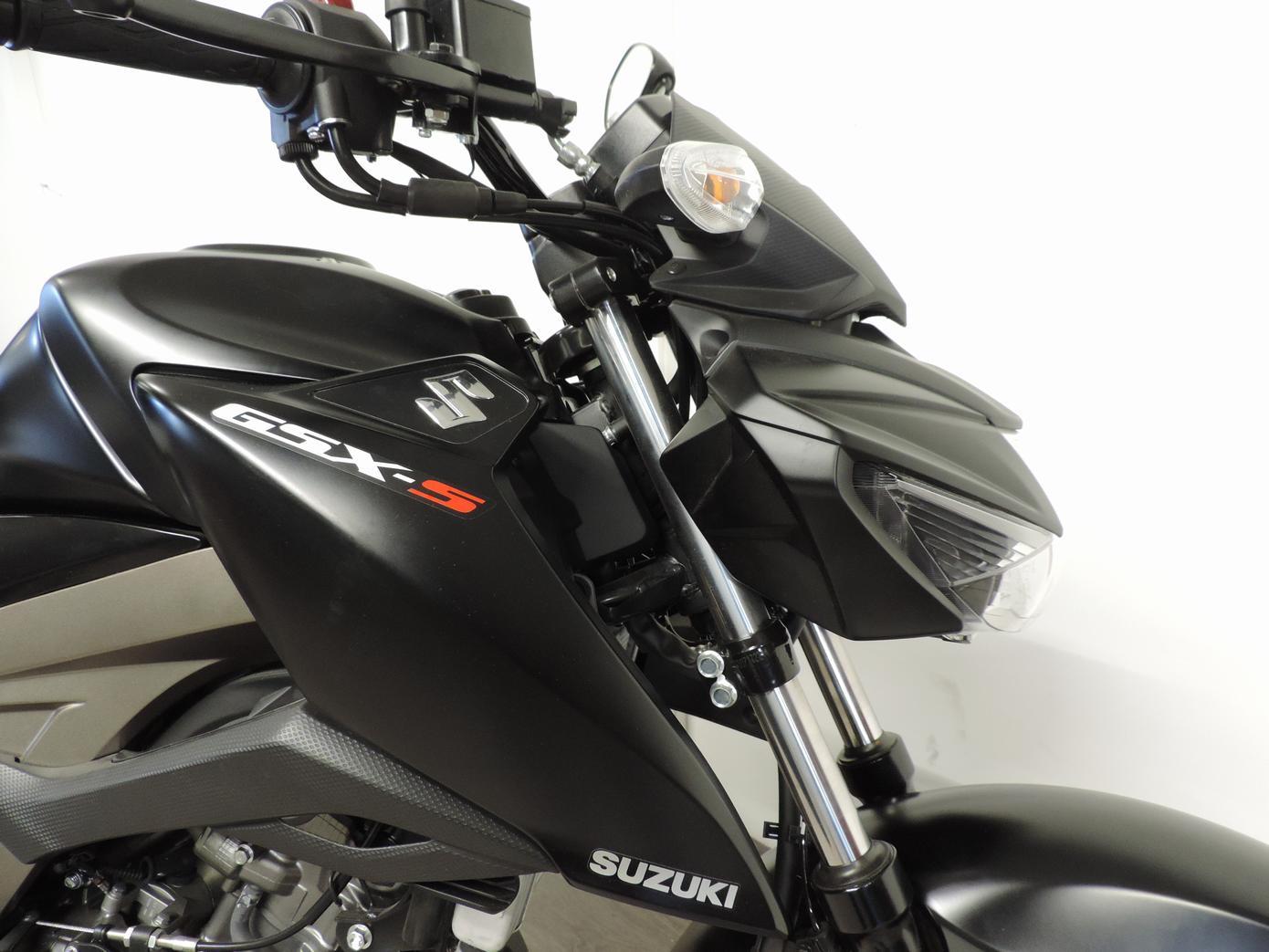 SUZUKI GSX-S 125 A