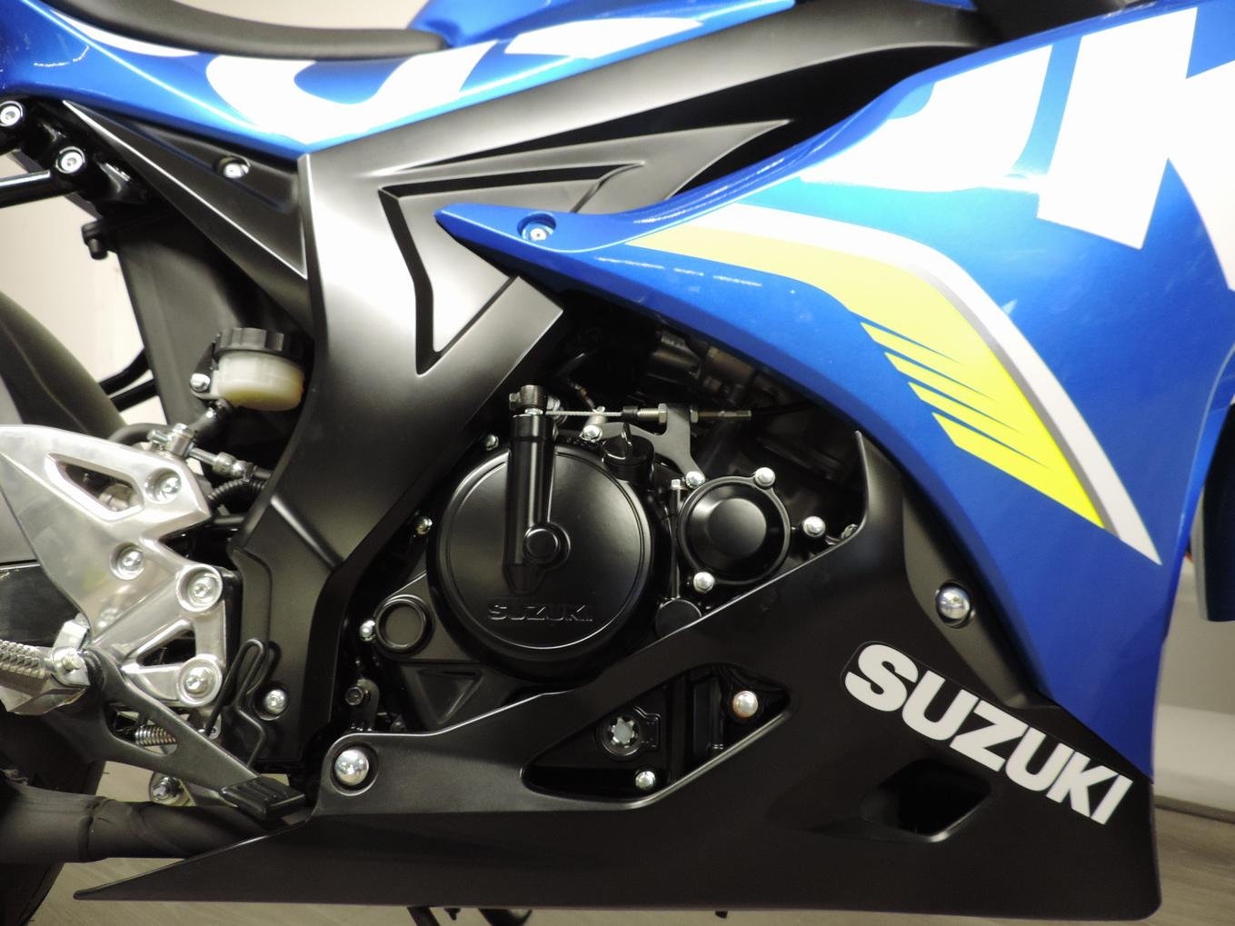 SUZUKI - GSX-R 125