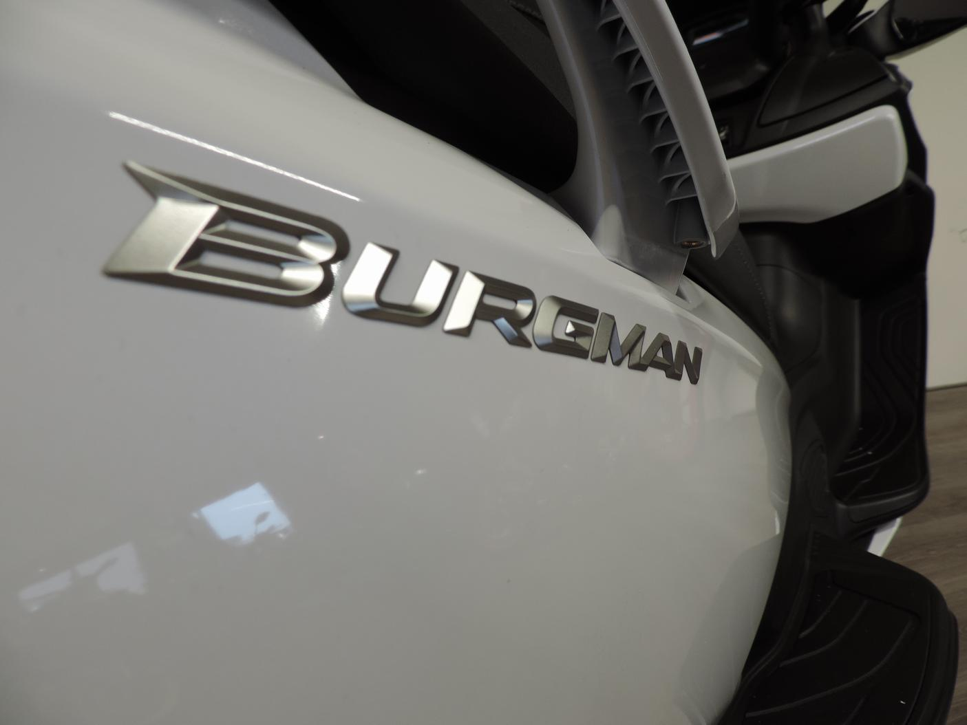SUZUKI - BURGMAN 650 ABS EXECUTIVE