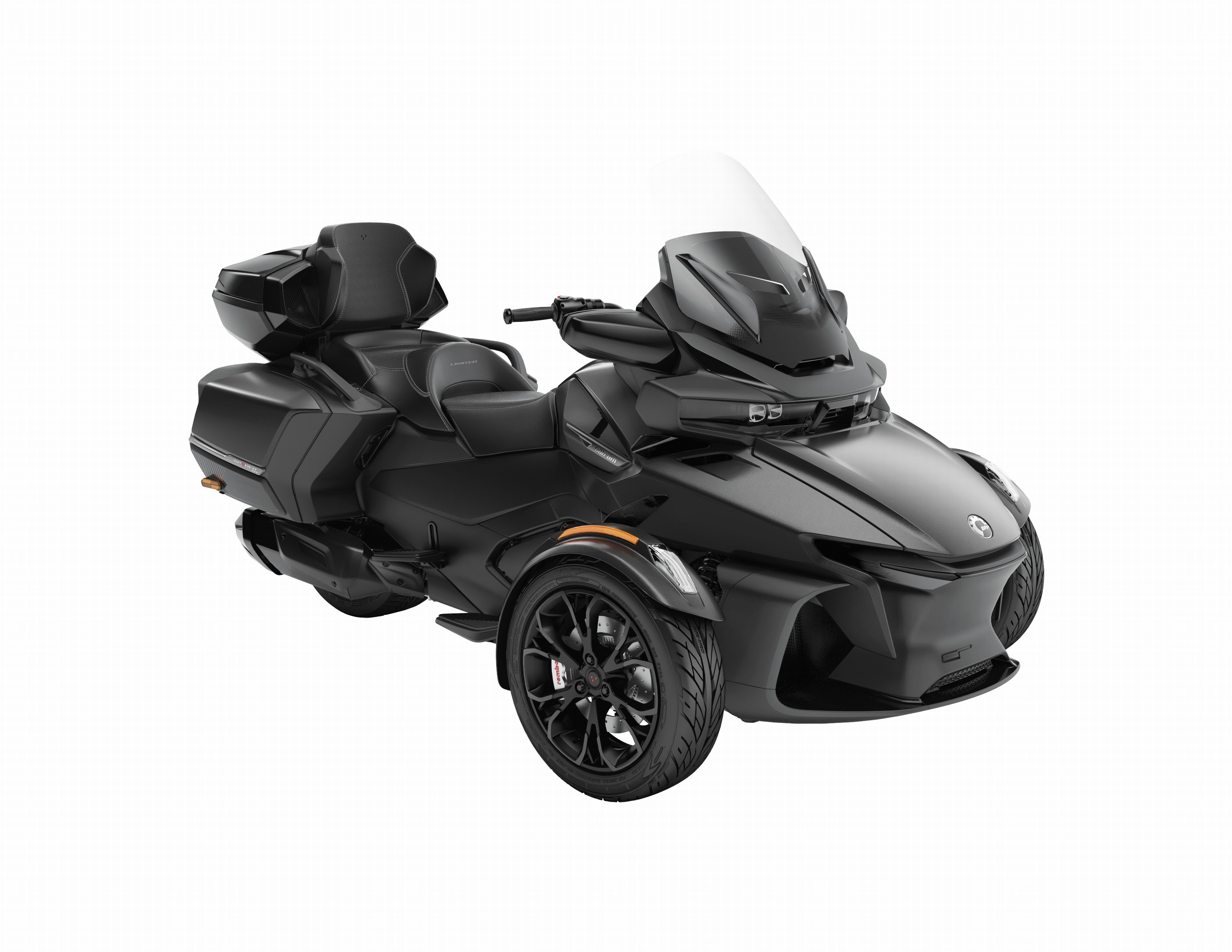 CAN-AM SPYDER RT LIMITED CHROME
