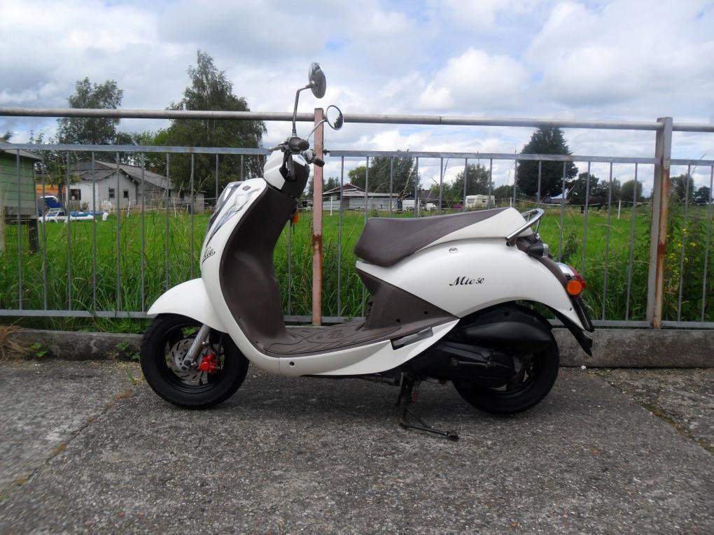 SYM - Mio 45 km/h