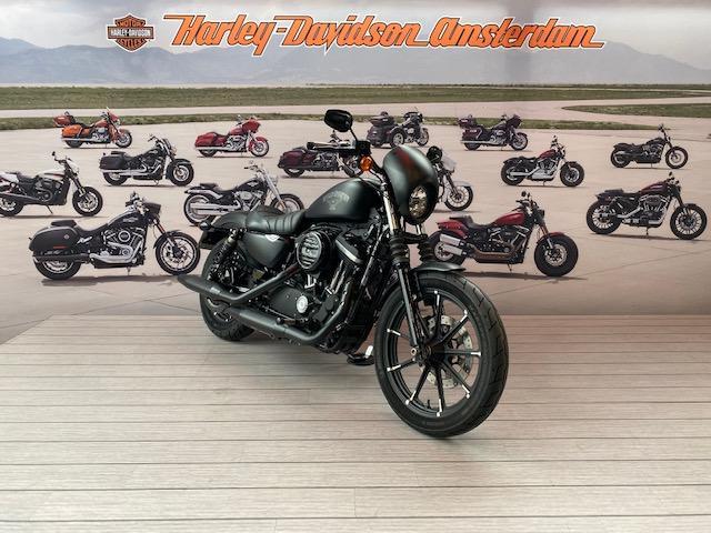 HARLEY-DAVIDSON - XL883N Sportster Iron