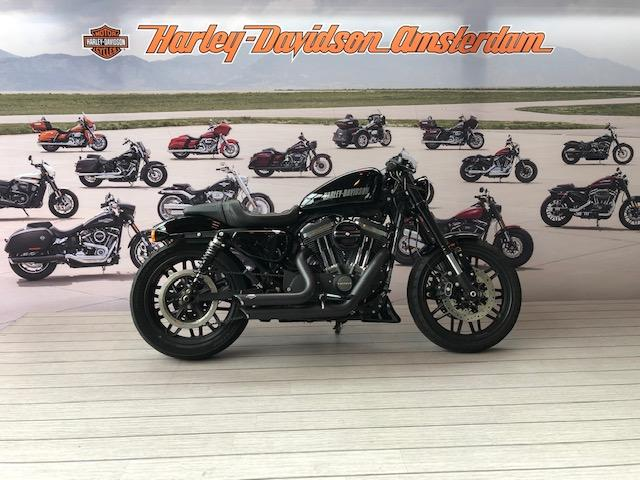 HARLEY-DAVIDSON - XL1200CX Roadster