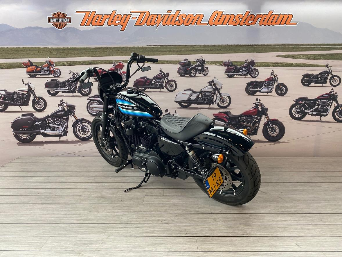 HARLEY-DAVIDSON - XL1200NS Iron