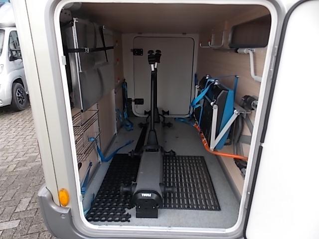 BURSTNER Travel Van T 620 G  ACTIE