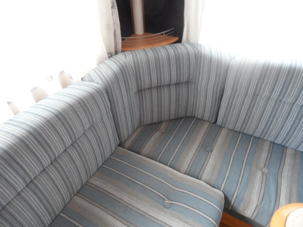 HOBBY De Luxe Easy 460 UFE  Gezellig