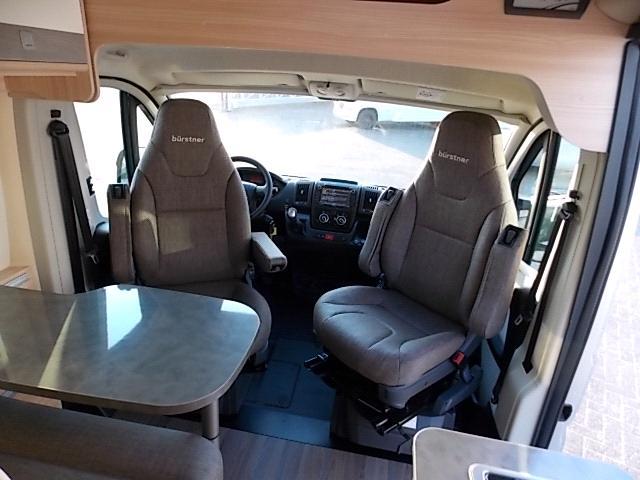 BURSTNER City Car 540 C  Automaat