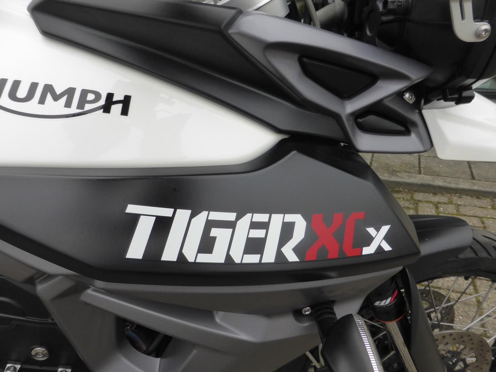TRIUMPH - Tiger 800 XCX ABS Tiger 800 XC