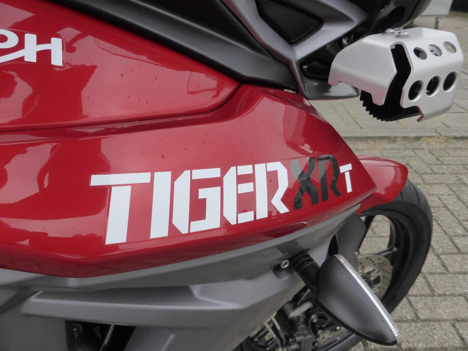 TRIUMPH - Tiger 800 XRT ABS/TC