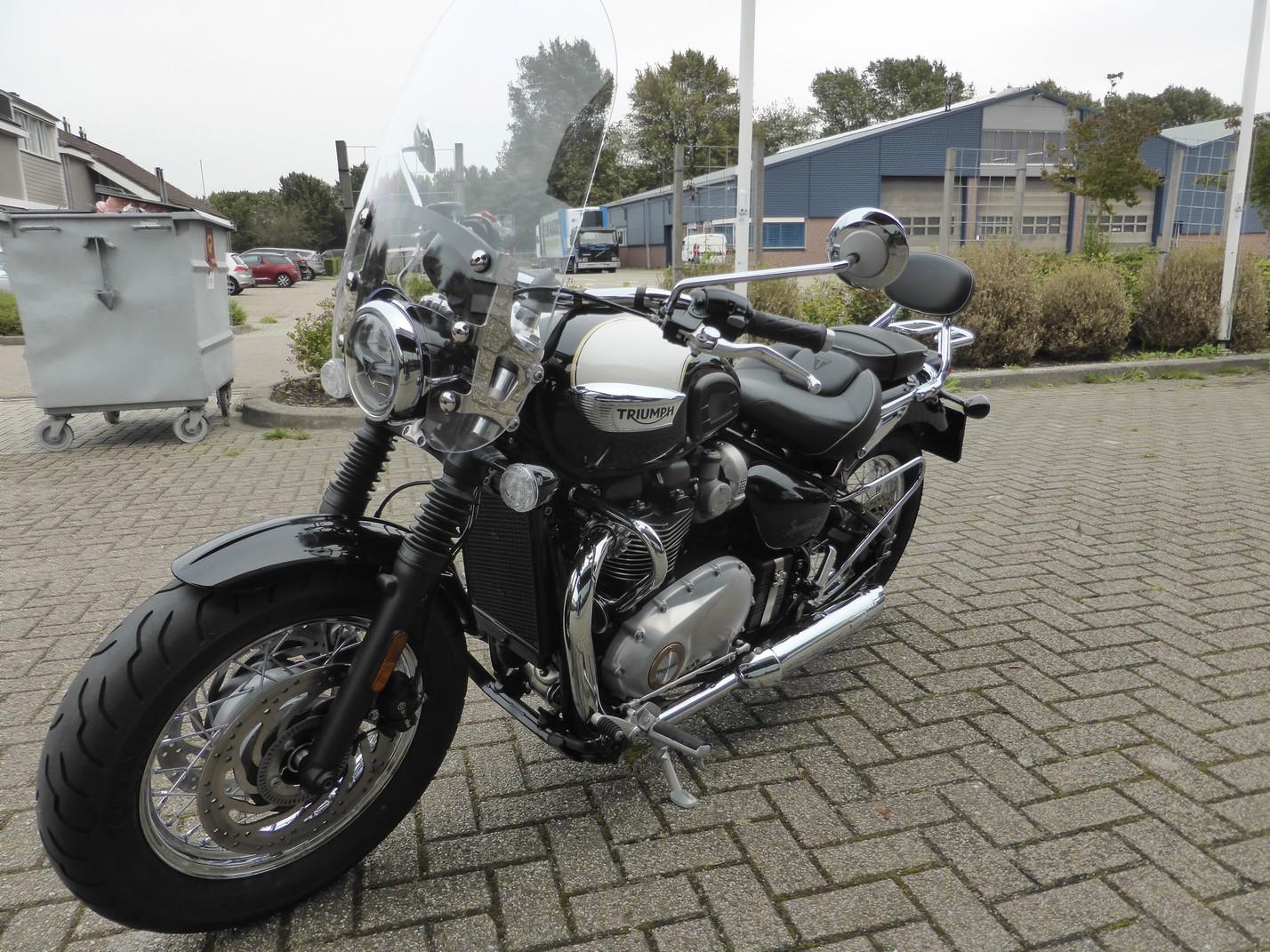 TRIUMPH - Bonneville Speedmaster ABS Sp