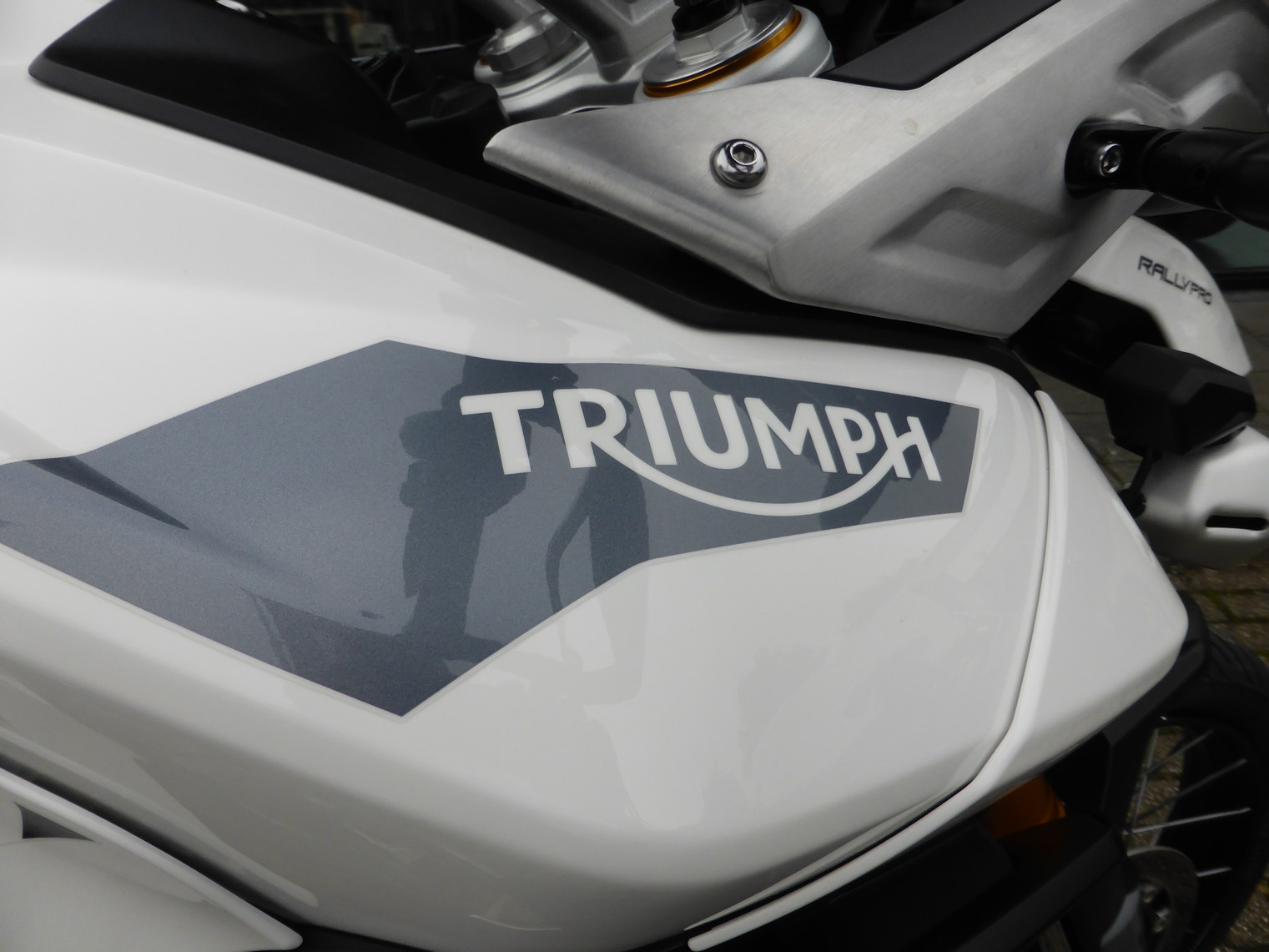 TRIUMPH - Tiger 900 Rally Pro Tiger 900