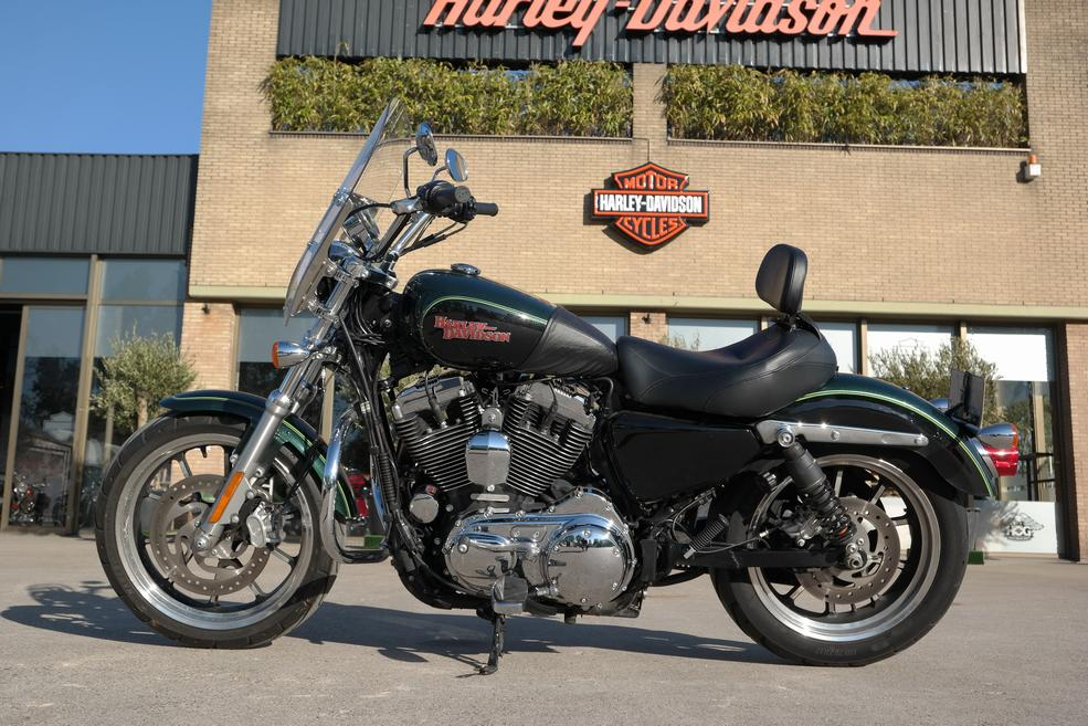 HARLEY-DAVIDSON - XL1200T Superlow
