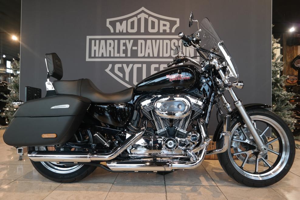HARLEY-DAVIDSON - XL 1200 T