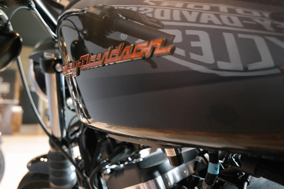 HARLEY-DAVIDSON - XL883N Iron