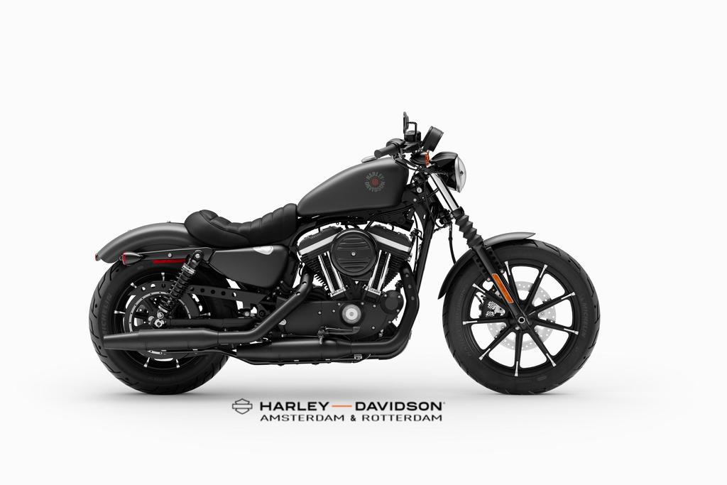 HARLEY-DAVIDSON - XL883N
