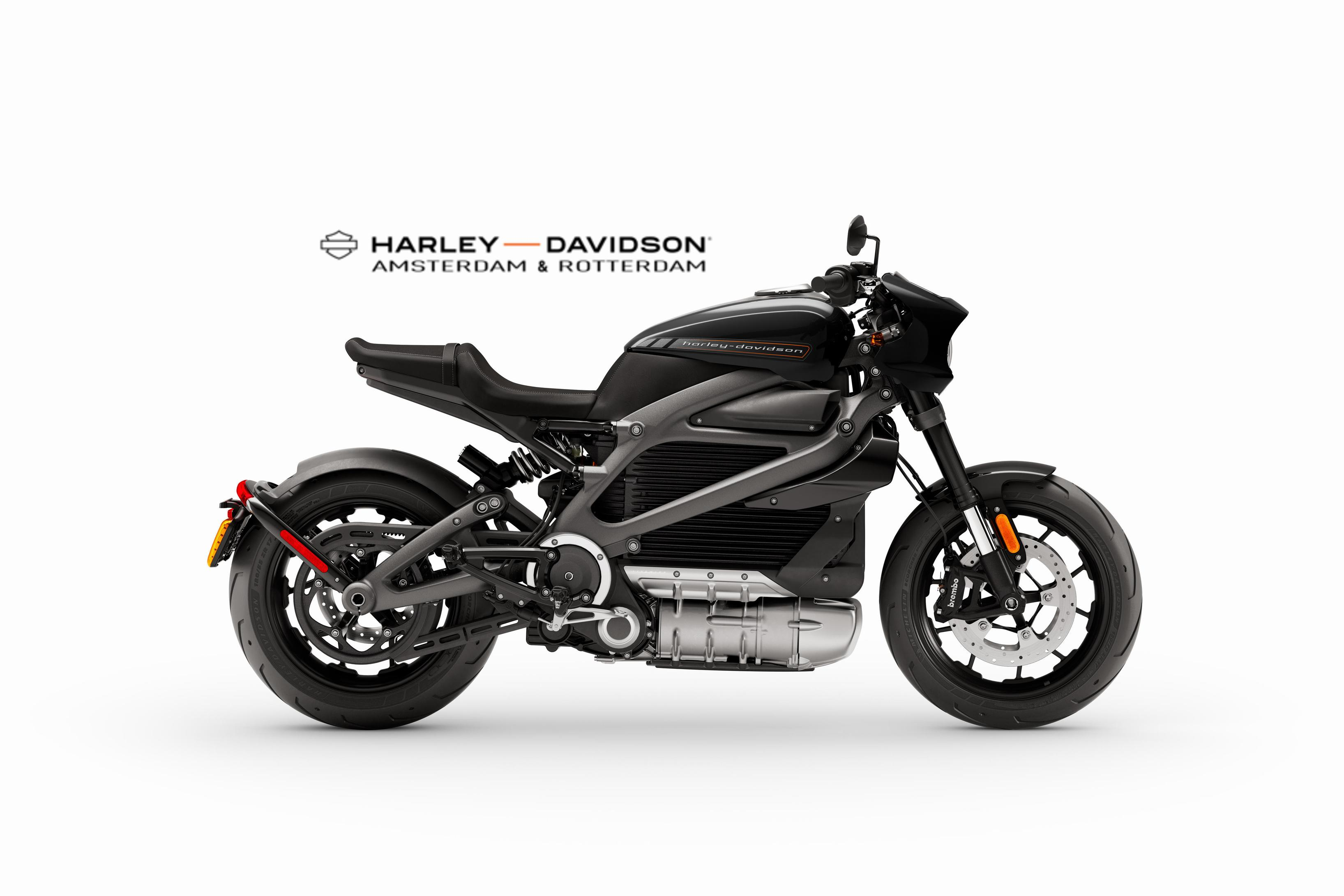 HARLEY-DAVIDSON - EV LIVEWIRE