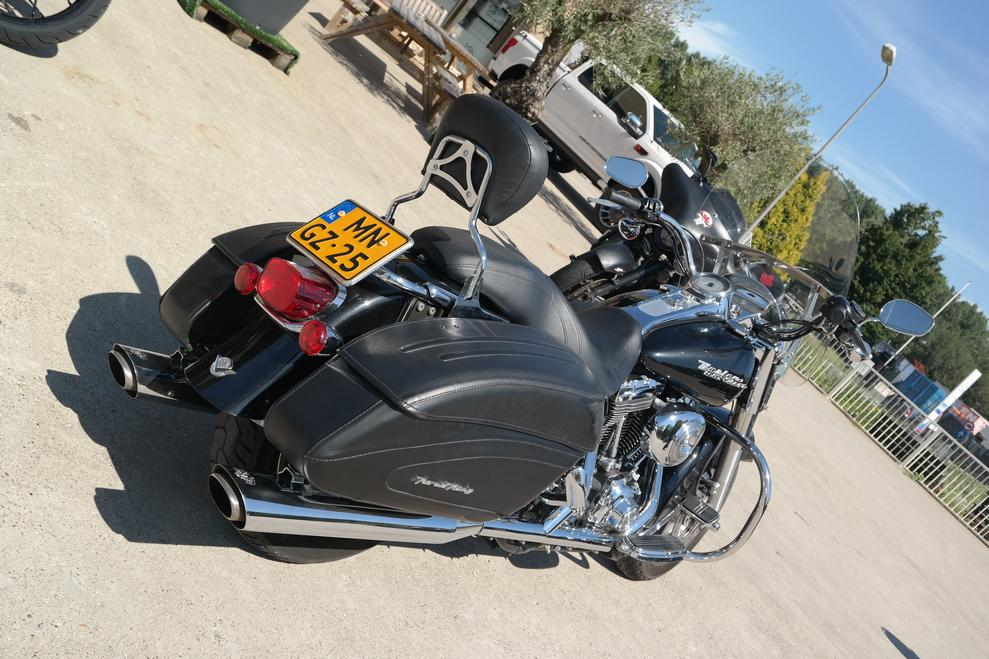 HARLEY-DAVIDSON - FLHRSI Road King Custom