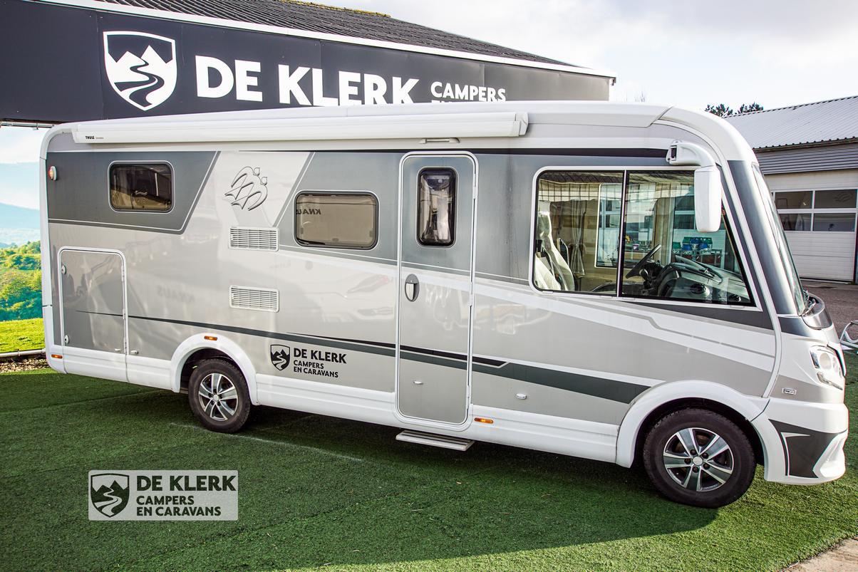 KNAUS Van I 600 ME TE HUUR! verhuur