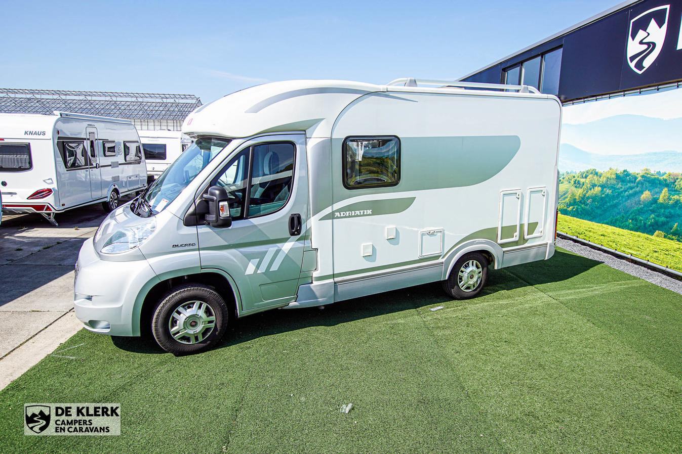ADRIA Coral Compact 590 SP