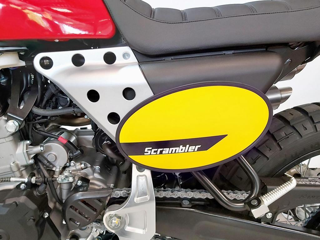 FANTIC MOTOR - Caballero Scrambler