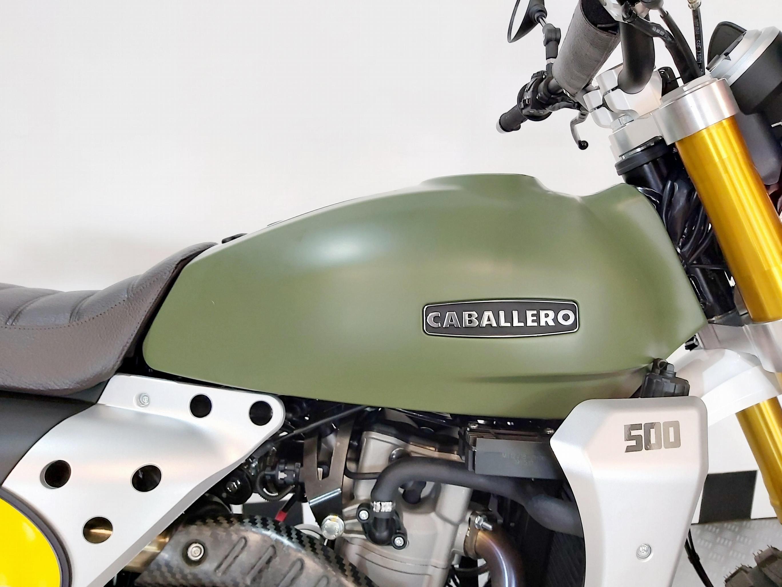 FANTIC MOTOR - Caballero Ralley