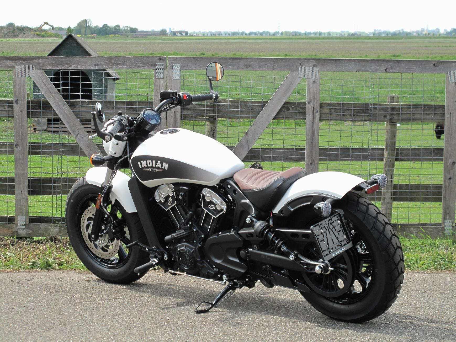 INDIAN - Scout Bobber