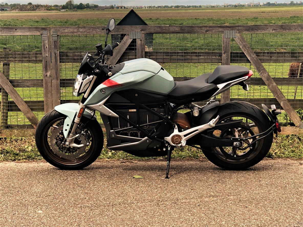 ZERO MOTORCYCLES - SR/F Premium