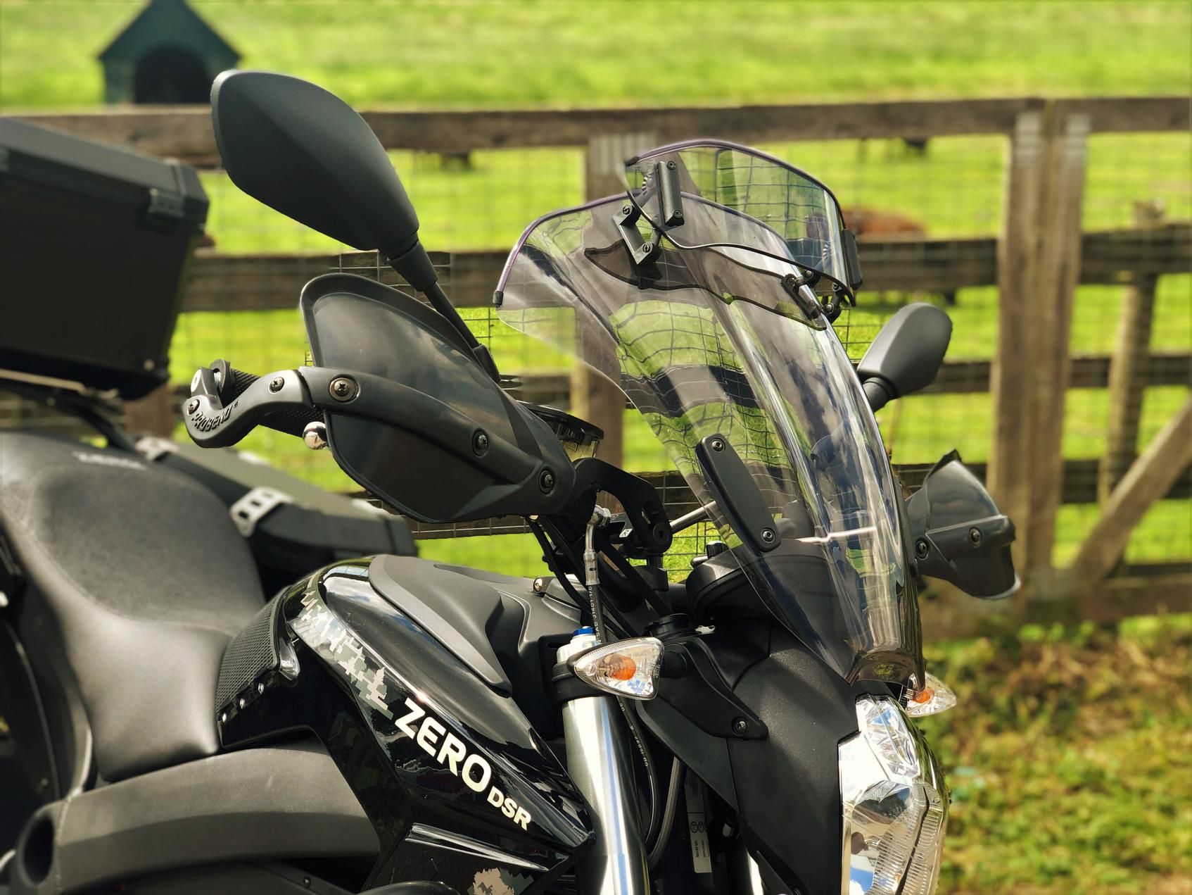 ZERO MOTORCYCLES - DSR ZF14.4 Black Forest