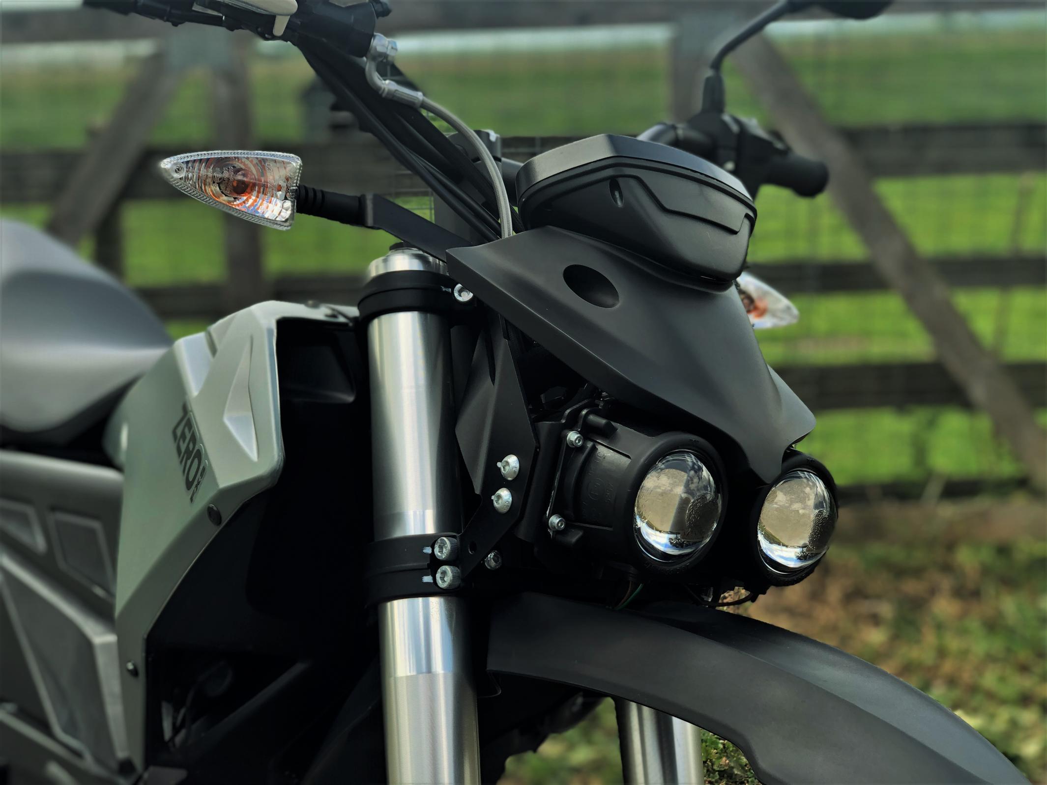 ZERO MOTORCYCLES - FXS 15Kw