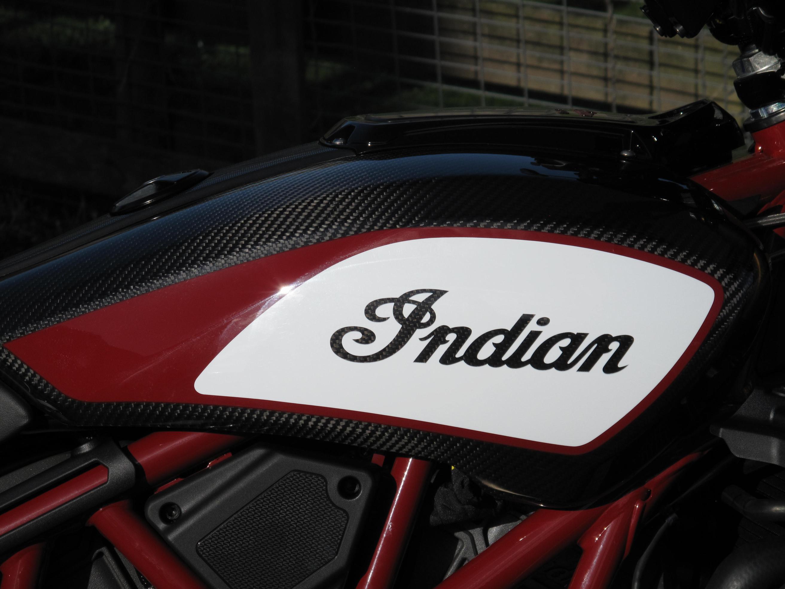 INDIAN - FTR 1200-S Race Replica