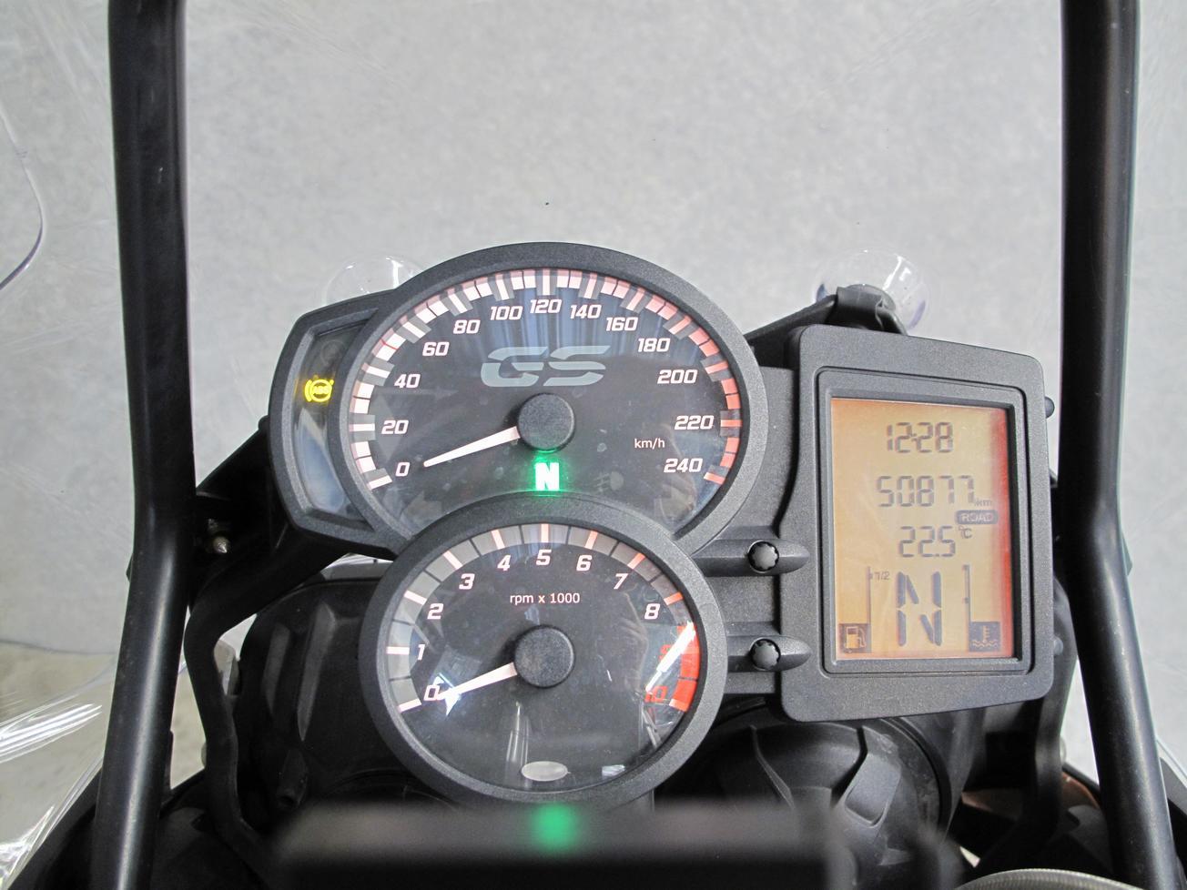 BMW - F800GS ADVENTURE