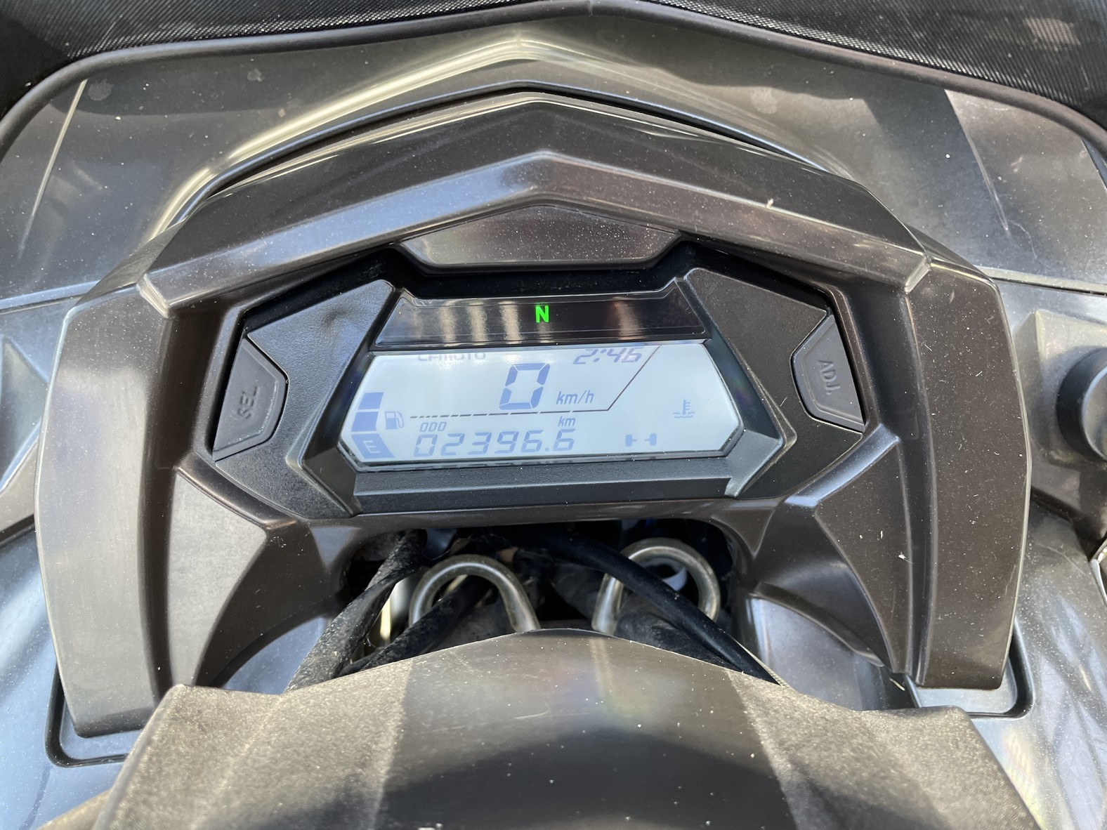 CFMOTO - CForce 450S L7E KENTEKEN