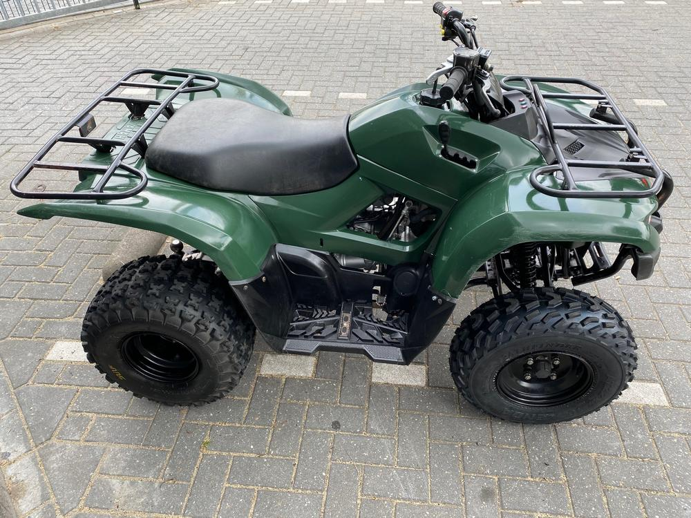 YAMAHA Grizzly 300  Meerdere