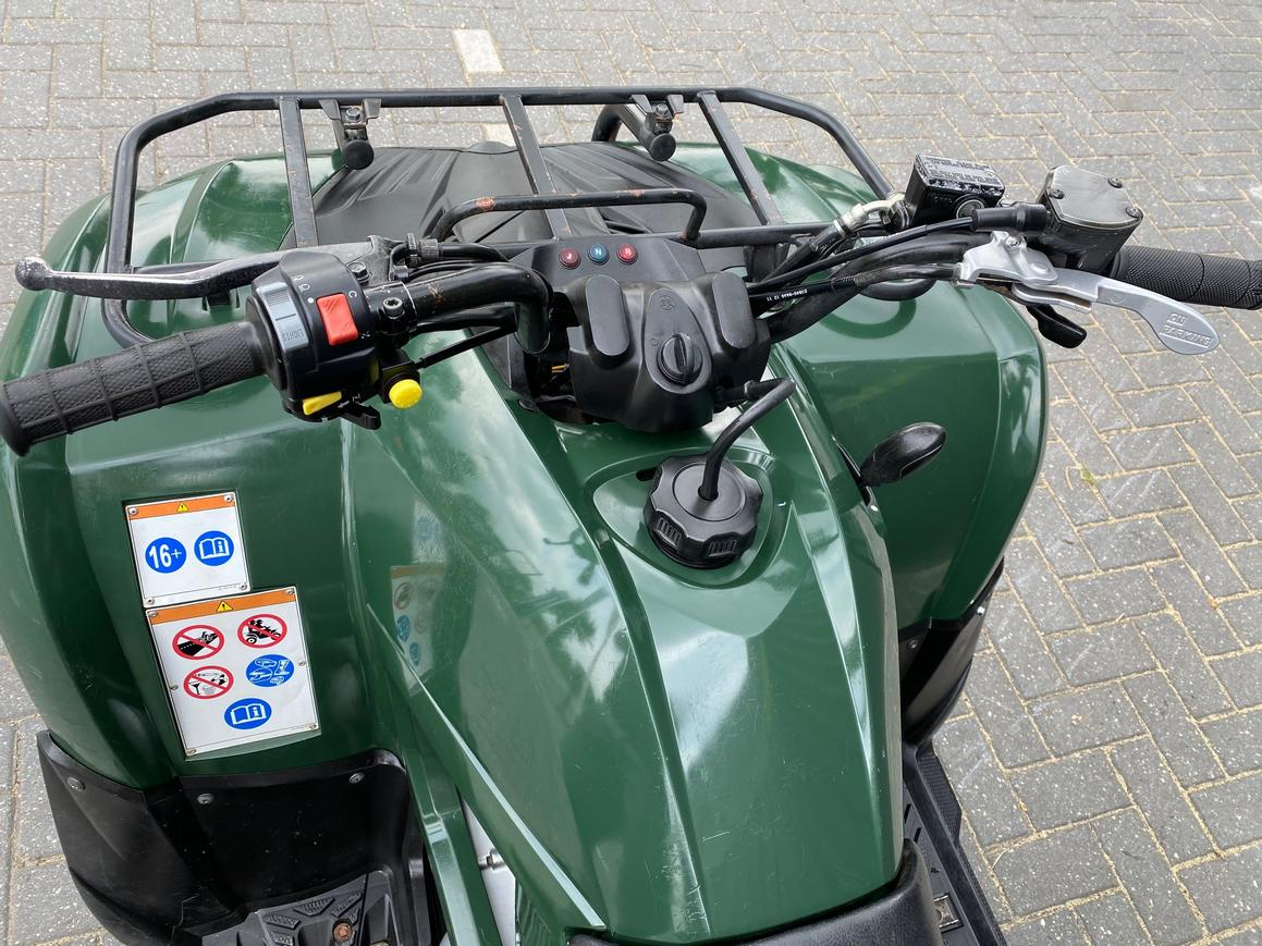 YAMAHA - Grizzly 300 Meerdere