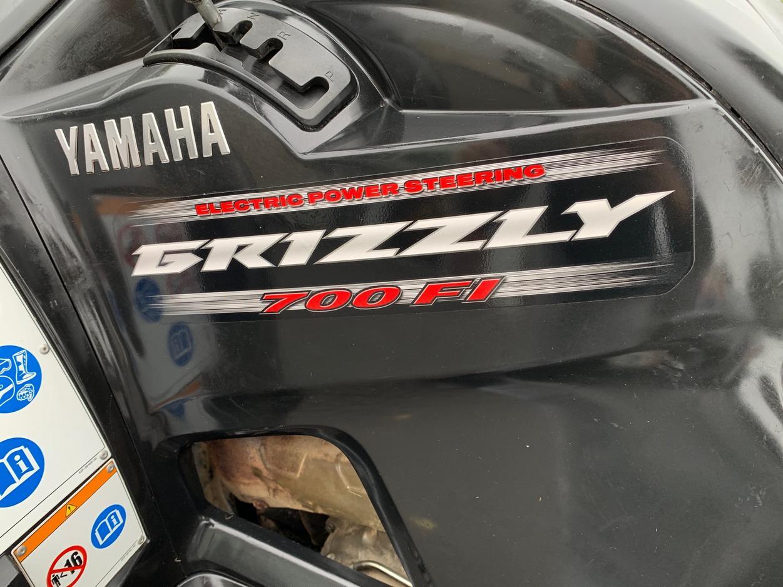 YAMAHA - Grizzly 700 4x4 6 maanden gar