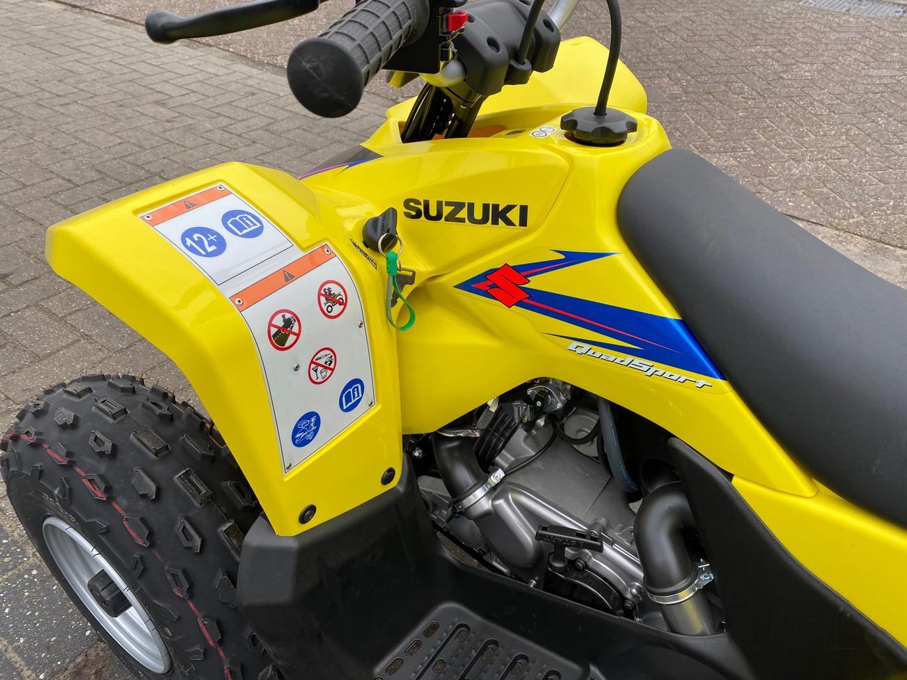 SUZUKI LT-Z90 Quadsport
