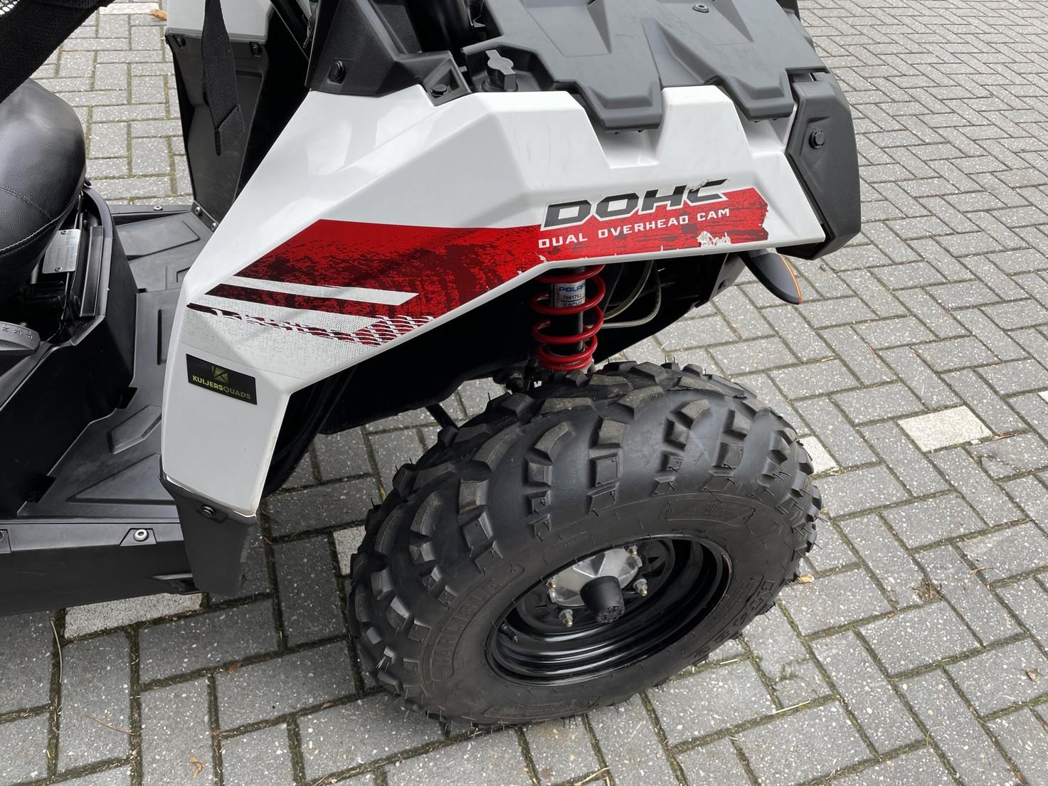 POLARIS Ace 325 4x4  KENTEKEN