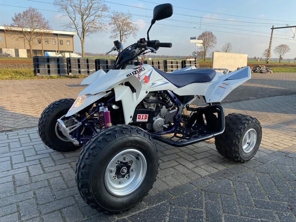 SUZUKI LT-R450  KENTEKEN