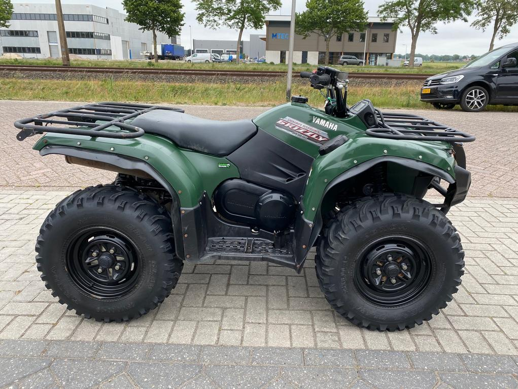YAMAHA - Grizzly 450 EPS 4x4